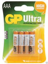 Gp AAA 1.5vv Ultra alto rendimiento Batería alcalina paquete de 4 004952