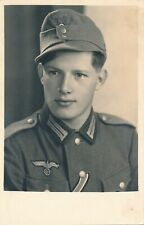 Originalfoto 2.WK Wehrmacht Gebirgsjäger - Postkartenformat