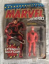 Toy Biz Marvel 1990 Daredevil Action Figure Super-Heroes Series MOC