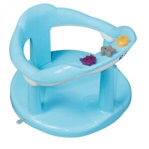 Seggiolino da Bagno Neonato Anello da Bagno Azzurro 2795389 Tex Baby