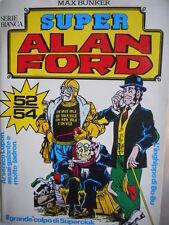 Alan Ford Super Alan Ford Serie BIANCA n°18 (nr 52-53-54)  [G308]