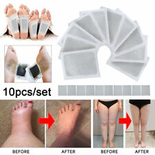 10x Fusspflaster Entgiftung Bambus Foot Pads Vitalpflaster Detox Entschlackung G