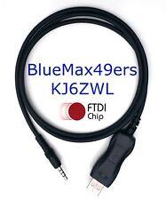 FTDI USB Programming Cable Yaesu VR-120 VR-160 VR-500 CT-35 CT-106