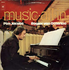 Pim Jacobs / Rogier Van Otterloo - Music-All-In (LP, A Vinyl Schallplatte 177473