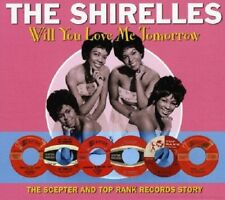 The Shirelles Will You Love Me Tomorrow 2-CD NEW SEALED Soldier Boy+