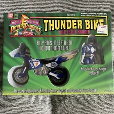 Mighty Morphin Power Rangers Thunder Bike With Blue Ranger 2231 2237 - 1994