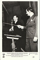BBC Postcard - Mr George Formby - Broadcasting to Forces Overseas     V2255