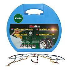 stabile Schneeketten Ketten 195/80 R 15 für PKW 12 mm mit Ö-Norm V 5117 - 1012