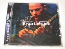 RYAN LEBLANC/SPEECHLESS(ACOUSTIC/319.1430.2)CD ALBUM