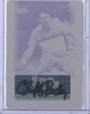 Cliff Richey 13 Ace Authentic  Auto/Autograph 1/1