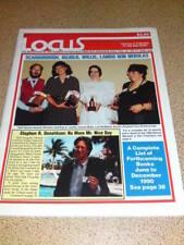 LOCUS (SCI-FI) - STEPHEN R DONALDSON - June 1990 # 353