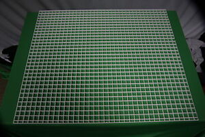 White EggCrate  600mm x 600mm 2ft x 2ft Coral frags egg crate Marine
