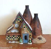 Dept 56 Dickens Village Royal Staffordshire Porcelains #58481 NIB (Y311)