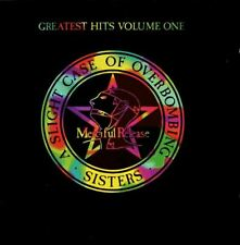 THE SISTERS OF MERCY greatest hits vol 1 - a slight case of overbombing CD EX/EX