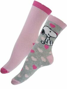 Ladies Snoopy Pink 2 pack Sock Bargain Deal Offer Summer Value
