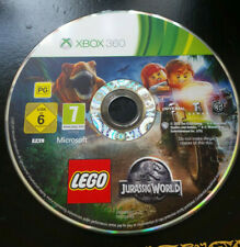 LEGO Jurassic World (Microsoft Xbox 360, 2015)- disk only, TESTED, works w/ NTSC