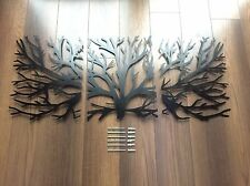 Tree of Life Unique Design Metal Wall Art Sculpture Wall Decor and Hanging New