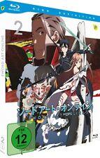 Sword Art Online - Staffel 1 - Vol.2 - Episoden 8-14 - Blu-Ray - NEU