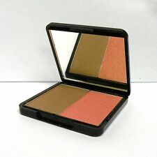 YBF golden gleam bronzer and baby pink blush 0.39 oz