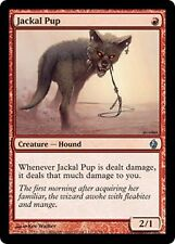 *MRM* ENG 4x Jackal Pup (Bébé Chacal) MTG Fire&L