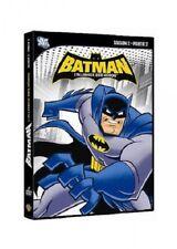 Batman L'alliance des héros Saison 2 Partie 2 DVD NEUF SOUS BLISTER