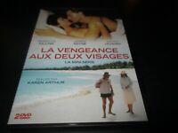 """COFFRET 2 DVD NF """"LA VENGEANCE AUX DEUX VISAGES : LA MINI-SERIE"""" Rebecca GILLING"""