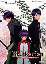 Hakkenden: Eight Dogs of the East - Season 1 Collection - BRAND NEW - Anime DVD