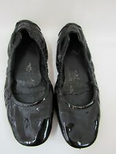 Prada Ballet Flats Black Patent Leather