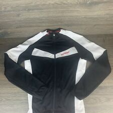 Specialized CyCling Bike Jersey Wool Polyester Blend Sz M Long Sleeve Full Zip