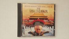 "ORIGINAL SOUNDTRACK ""THE LAST EMPEROR"" CD 18 TRACKS RYUICHI SAKAMOTO BSO OST"
