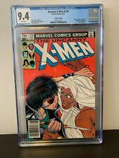 Uncanny X-Men #170 CGC 9.4 Rare Canadian Price Variant - Rogue, Mystique
