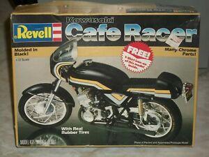 Revell 1/12 Scale Kawasaki Cafe Racer