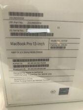 SEALED Apple MacBook Pro Touchbar 13 i7 3.5GHz 16GB 256GB SSD Warranty 2017