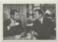 Cary Grant + James Mason 1959 MGM Film Stars Trading Card NORTH BY NORTHWEST E1