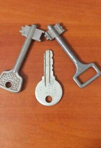 vintage soviet keys
