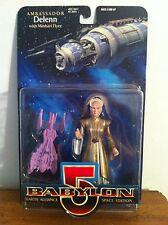 Babylon 5 Ambassador Delenn with Minbari Flyer
