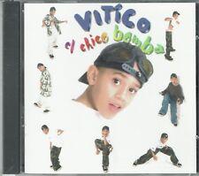 Vitico El Chico Bomba   BRAND  NEW SEALED  CD
