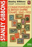 STANLEY GIBBONS STAMP CATALOGUE COMMONWEALTH & BRITISH EMPIRE 2006 DVD