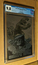The Goon 20th Anniversary Silver Foil Party Edition Variant CGC 9.8 NM+/M