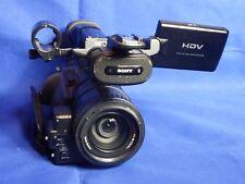 SONY HVR-Z1E DIGITAL HD VIDEO CAMCORDER SPARE REPAIR