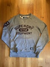 Superdry Crew Neck Sweatshirt  with pockets M