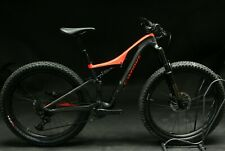 "2017 Specialized S-WORKS Stumpjumper FSR 6Fattie Small S 27.5""+ Carbon Bike Demo"