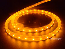 CBConcept®UL Listed,164 Feet,18000 Lumen,Yellow,120 Volt Flat LED Strip Rope