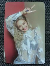 SNSD HYOYEON ALL NIGHT Ver Official PHOTOCARD 6th Album Holiday Night 효연