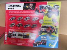 738H Altaya Sébastien Loeb Dakar 2016 Peugeot 2008 DKR # 314 1:43