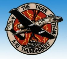 Patch A-10 Thunderbolt The tiger Team