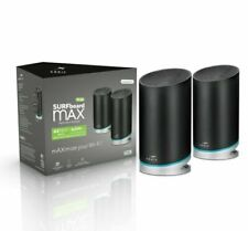 New ARRIS SURFboard mAX Plus Mesh AX7800 Wi-Fi 6 AX Tri-Band Router W130 System