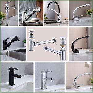 Bad Armatur Küchenarmatur Waschtischarmatur Mischbatterie Waschbecken Wasserhahn