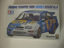 TAMIYA PIUMINI TRAMPIO FORD SIERRA RS500 GR.A 1/24 MODEL KIT MISB SEALED NO RES!
