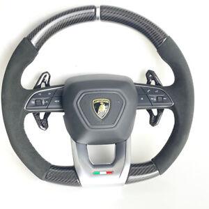 Lamborghini Urus Lenkrad Carbon Alcantara Carbonfiber Paddleshift steering wheel